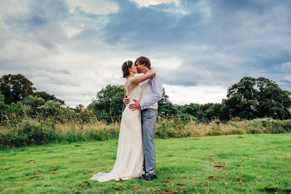Rural DIY Wedding UK
