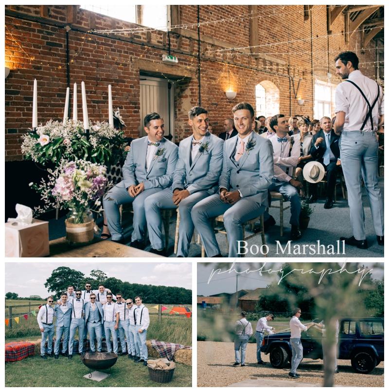 Godwick Barn Wedding Norfolk