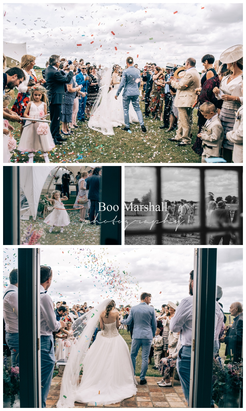 Godwick Barn Wedding Norfolk