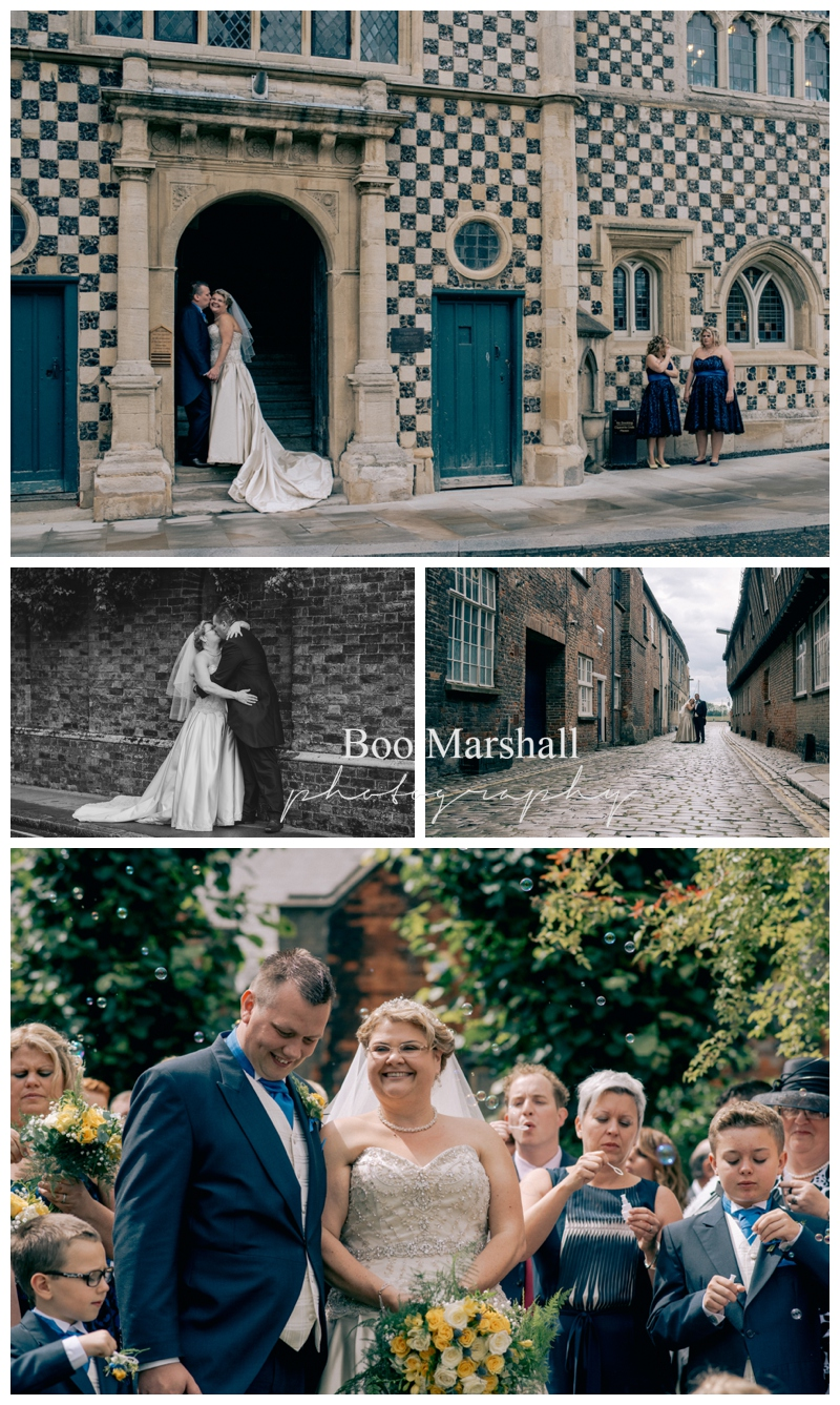 King's Lynn Town Hall Wedding