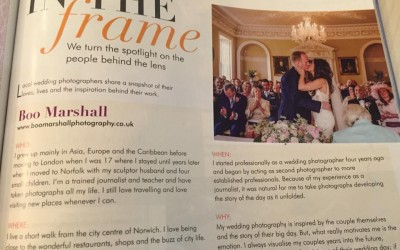 In The Press Your East Anglian Wedding