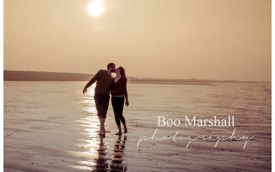 Pre Wed Shoot –  North Norfolk Coast