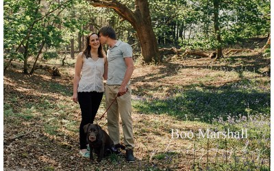 Sheringham Engagement Shoot