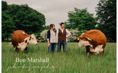 Engagement Shoot –  Kathryn & Jeremy