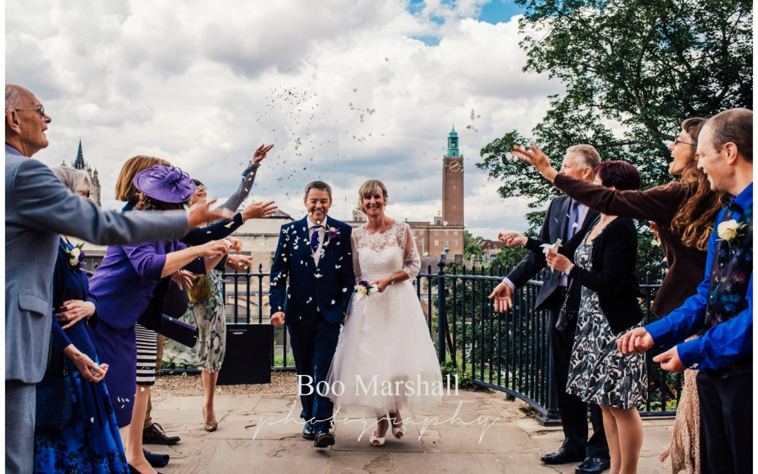 Small Wedding –  Norwich Castle