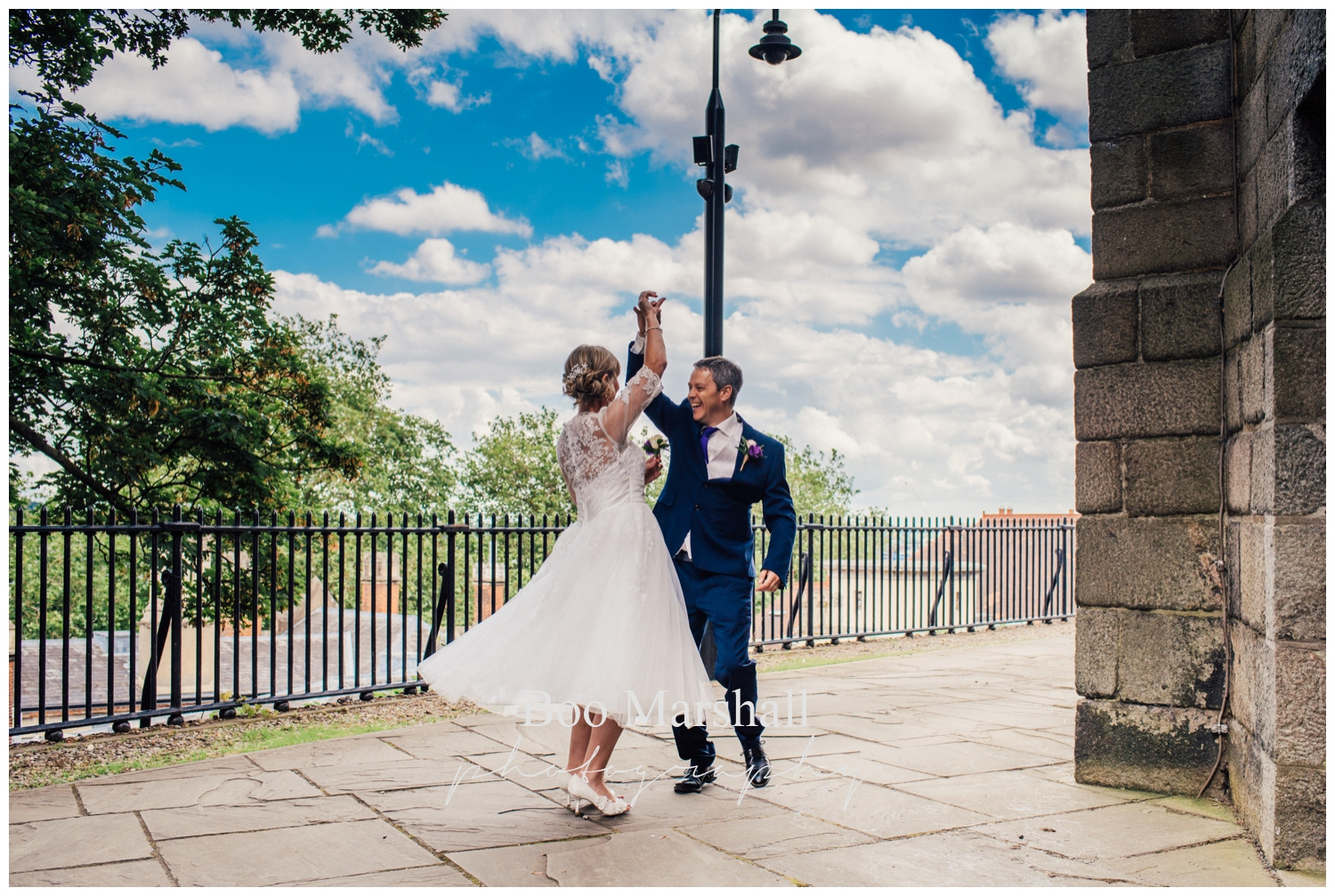 Small Wedding Norwich Castle Boo Marshall Photography
